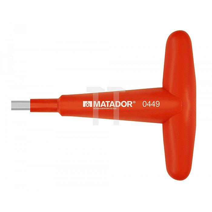 Matador T-Griff-Winkelschraubendreher VDE 5mm 0449 0050