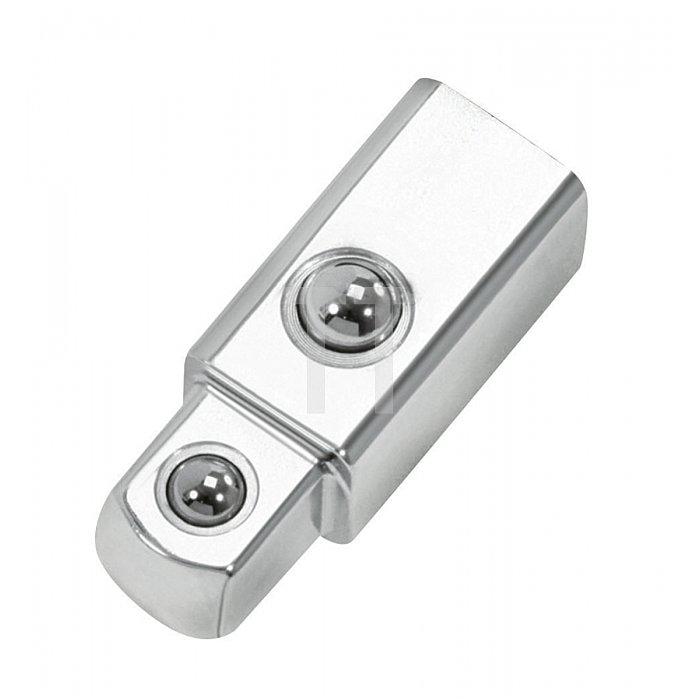 """Matador Umsteck-Vierkant 12,5mm 1/2"""" - 12,5mm 1/2"""" 6176 0221"""