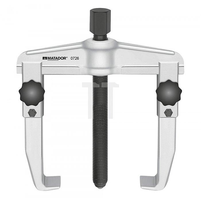 Matador Universal Abzieher 2-armig mit Schnellspannmutter 20-90mm 0726 0101