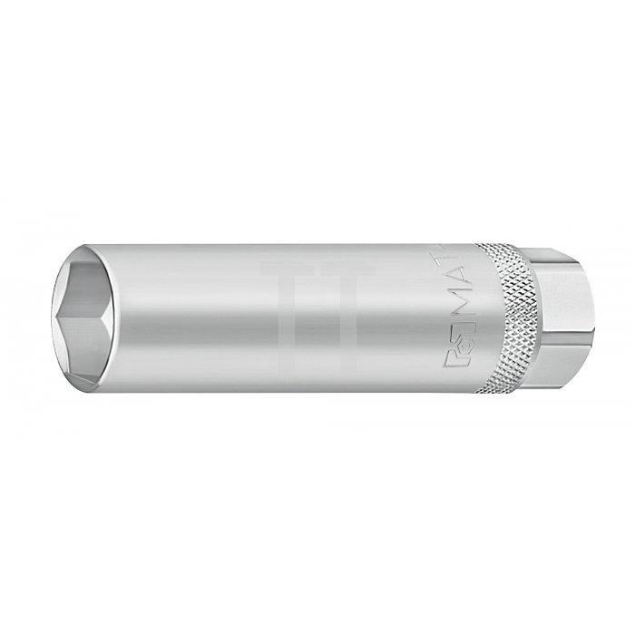 """Matador Zündkerzeneinsatz lang Magnet 10mm 3/8"""" 20,8mm 3081 1208"""