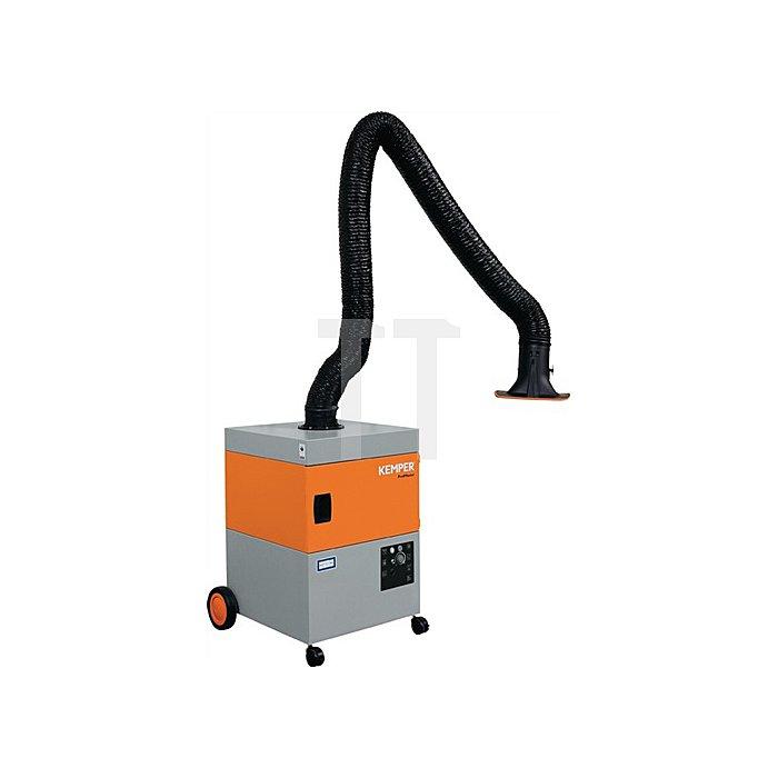 Mechanisches Filtergerät ProfiMaster m.Zusatzausstattung 2m Schlauchausf.