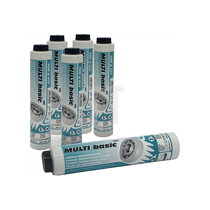 Mehrzweckfett Lithium 400g Kartusche hoher Korrosionsschutz unddationsbeständig