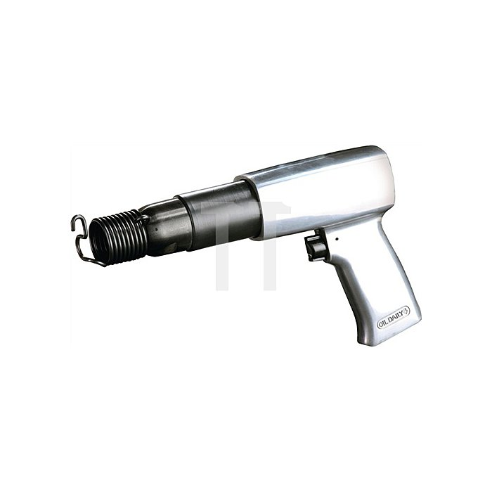 Meißelhammer-Set Druckluft STX II Schlagzahl 3200 min-1/5 Meißel 175mm