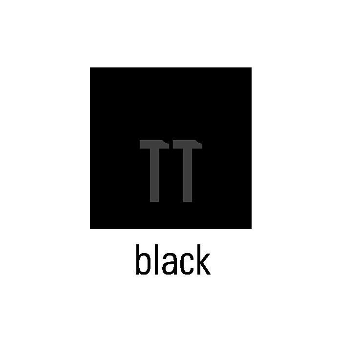 Men´s Heavy Polo Gr.L schwarz 100%Baumwolle, 220g/m