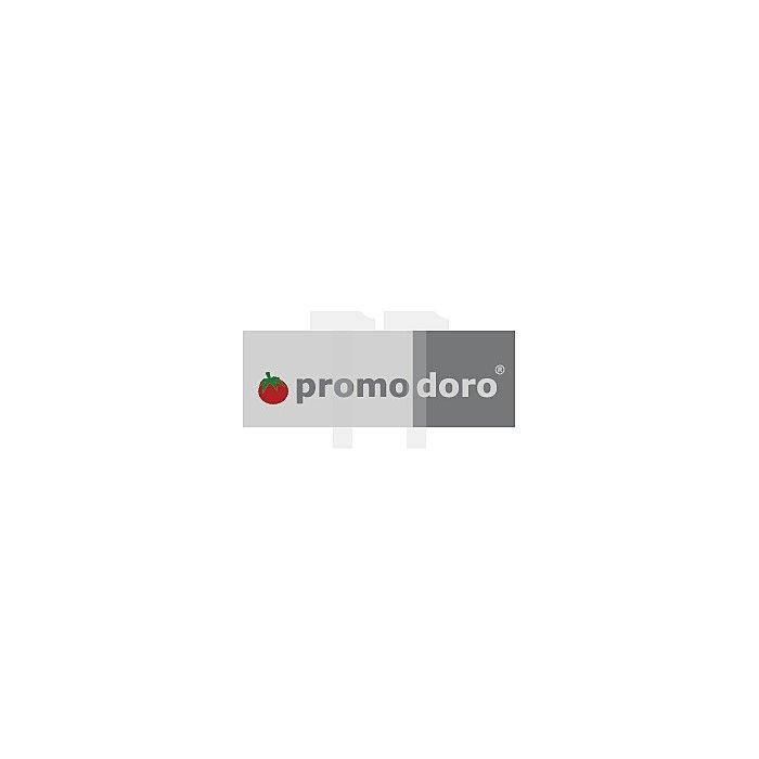 Men´s Heavy Polo Gr.L weiss 100%Baumwolle, 220g/m