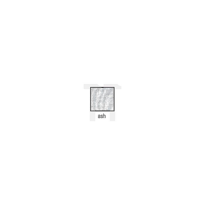 Men´s Heavy Polo Gr.M grau/ash 100%Baumwolle, 220g/m
