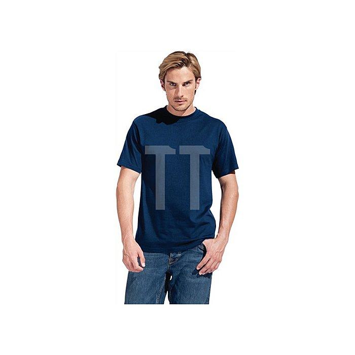 Men´s Premium T-Shirt Gr.M navy 100%Baumwolle, 180g/m