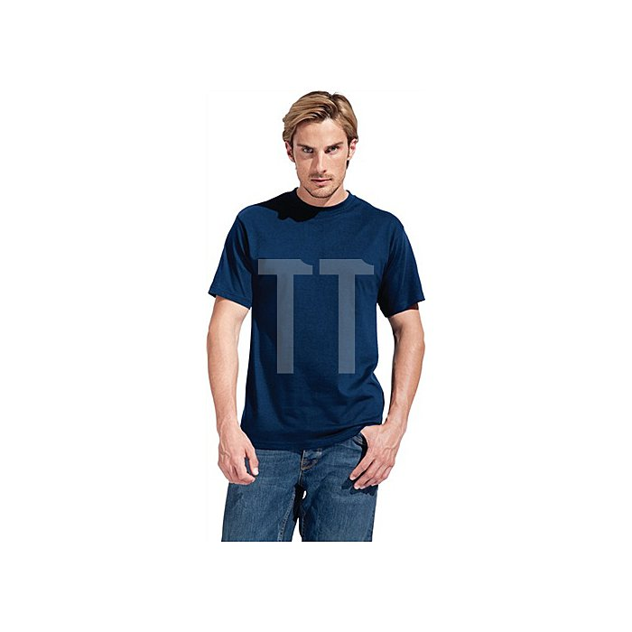 Men´s Premium T-Shirt Gr.XL royal 100%Baumwolle, 180g/m