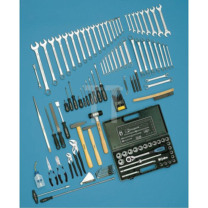 Hazet MERCEDES-BENZ-Werkzeug-Sortiment 0-2700/117
