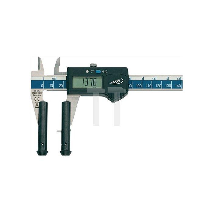 Messzeugsatz 15tlg. f.Messschieber m.Schabel-L.40mm
