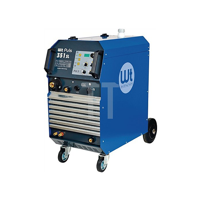 MIG/MAG Pulsanlage WT-Puls 351 SL 400V Strombereich 350A