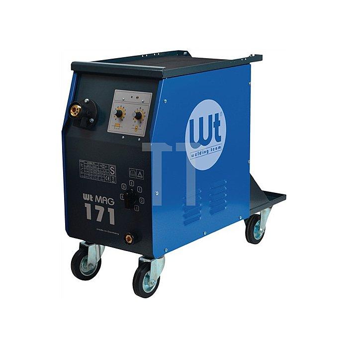 MIG/MAG Schweissanlage WT-MAG 171 230V Strombereich 25-170A