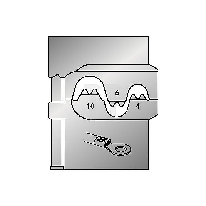 Moduleinsatz Schneidkapazität 4-6-10mm2
