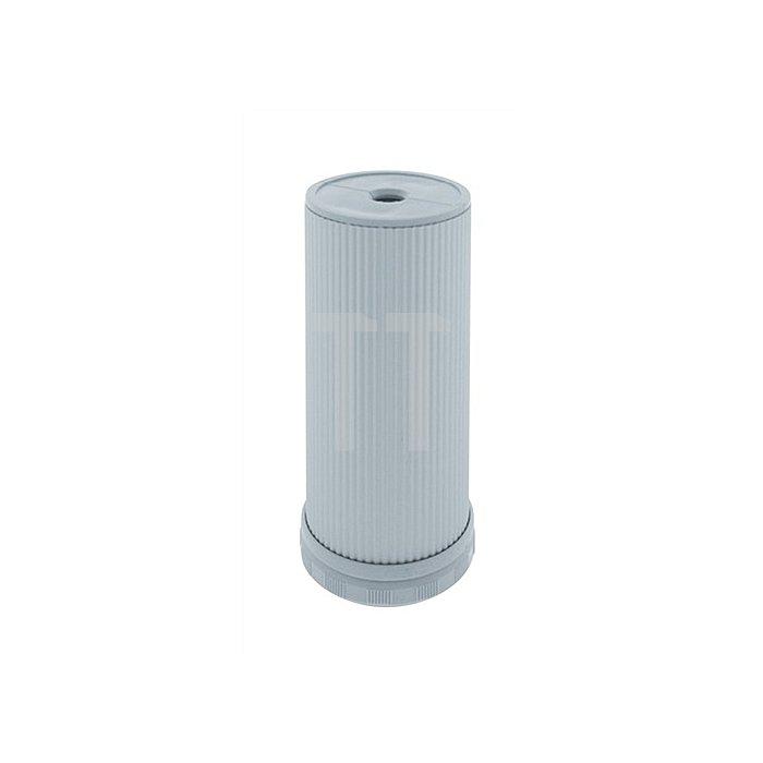 Möbelfuß Höhe 100mm Rundrohr 50mm Edelstahleffekt sufenlos verstellbar bis +30mm