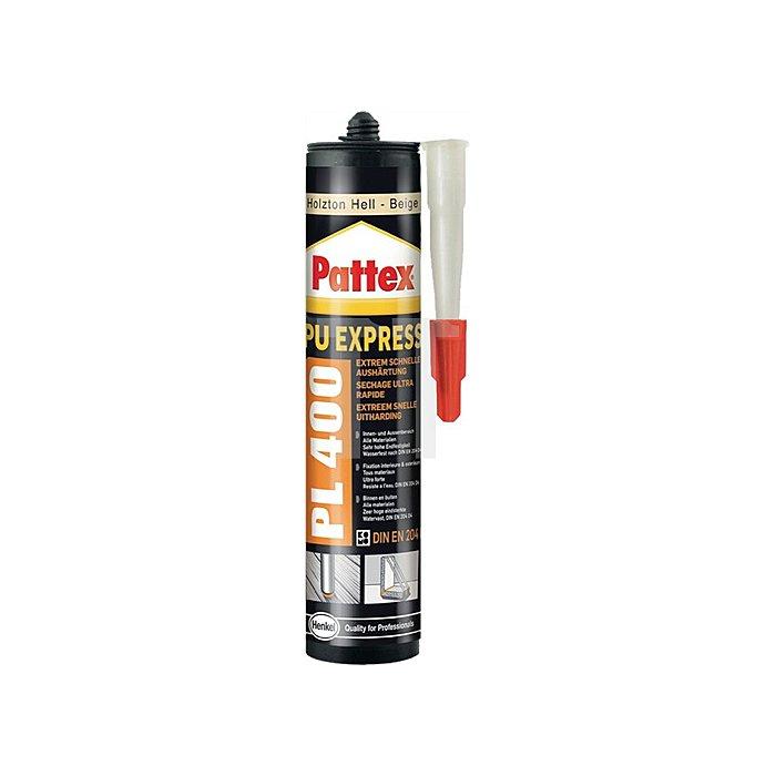 Montagekleber Pattex PL 400 PU Express 300ml HENKEL