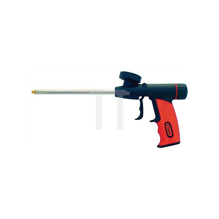 Montagepistole Ergo X7 Gummierter Griff Kunststoff