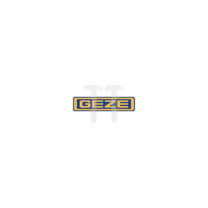 Montageplatte silber passend für Gleitschiene E-BG