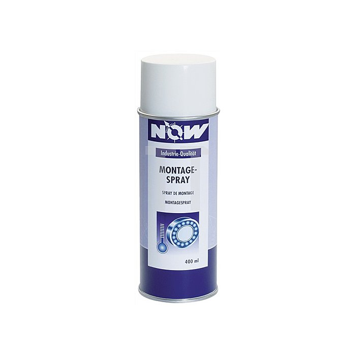 Montagespray 400ml o.Schwermetalle NOW