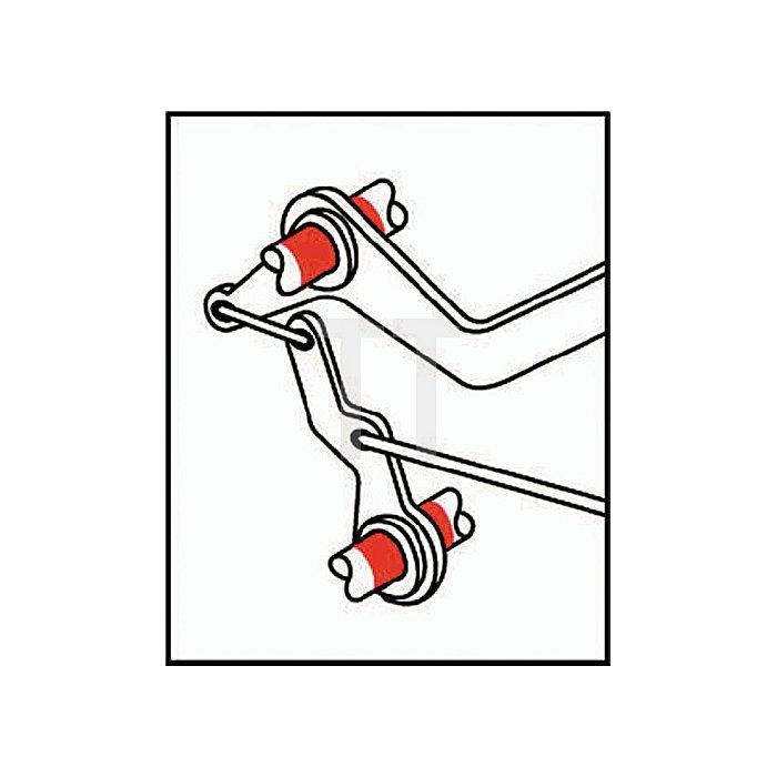 MoS2-Mehrzweck-Hochleistungsfett 400ml Kartusche OKS 400-30 bis +120 Grad