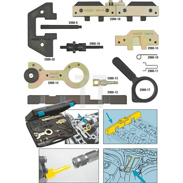 Hazet Motoreinstell-Werkzeug BMW 2988/11