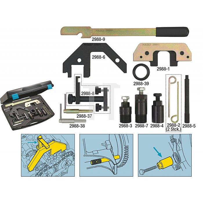 Hazet Motoreinstell-Werkzeug BMW 2988/13