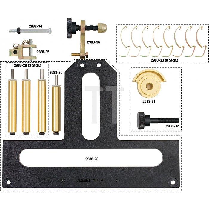 Hazet Motoreinstell-Werkzeug BMW 2988/18