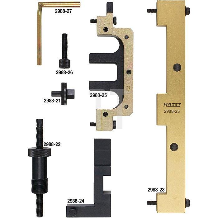 Hazet Motoreinstell-Werkzeug BMW 2988/7