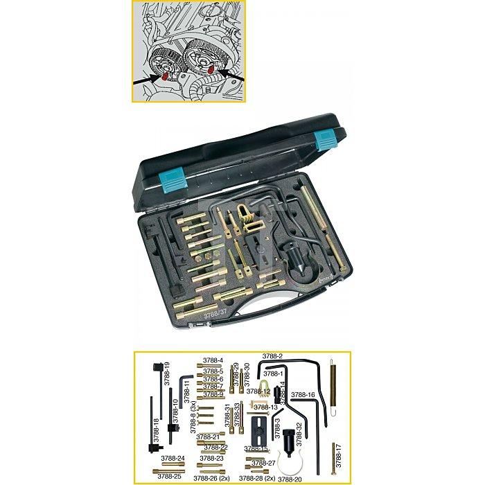 Hazet Motoreinstell-Werkzeug CITROËN/PEUGEOT 3788/37
