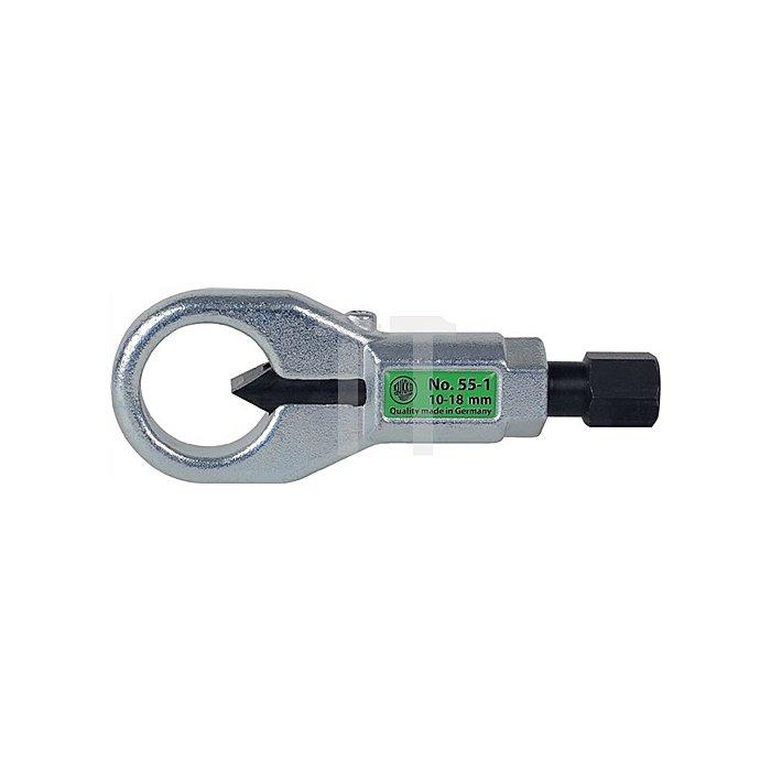 Mutternsprenger, für Muttern 27,36mm Schlüsselweite, mechanisch zum Sprengen unl