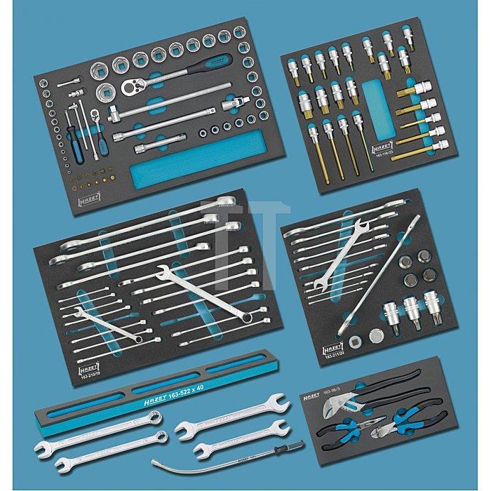 Hazet Nfz-Werkzeug-Sortiment 0-22/128