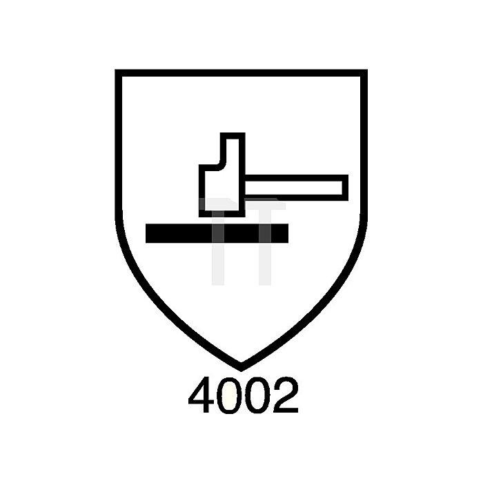 Nitril-Schutzhandschuh, EN388/374 Kat. III, Gr.9, grün, lebensmittelgeeignet