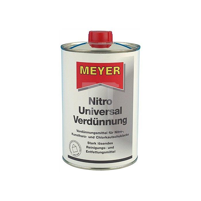 Nitroverdünner 12l Flasche o.Methanol/o.Toluol