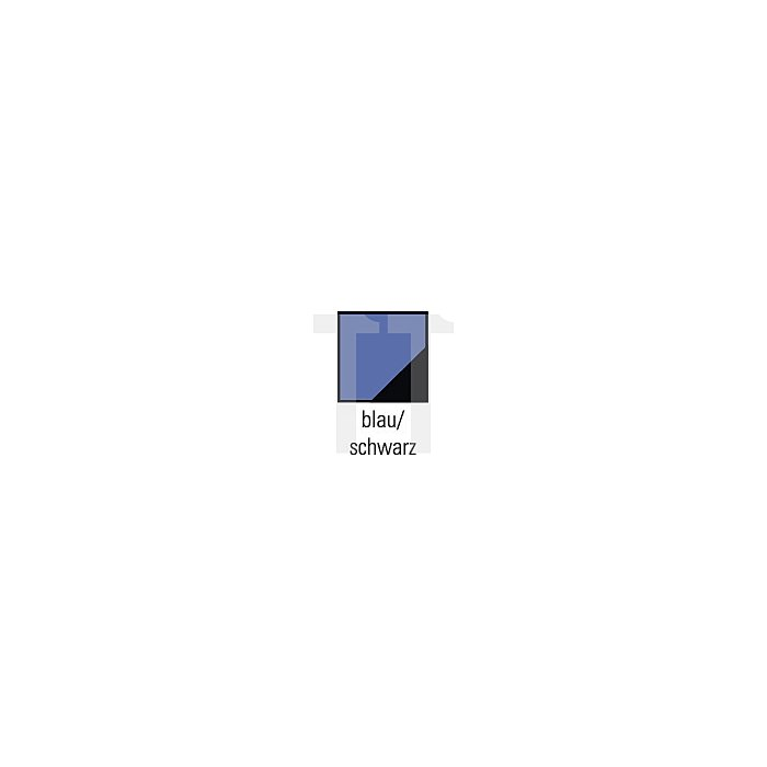 NOW Freizeitjacke Gr.L blau/schwarz 100% Oxfort Nylon