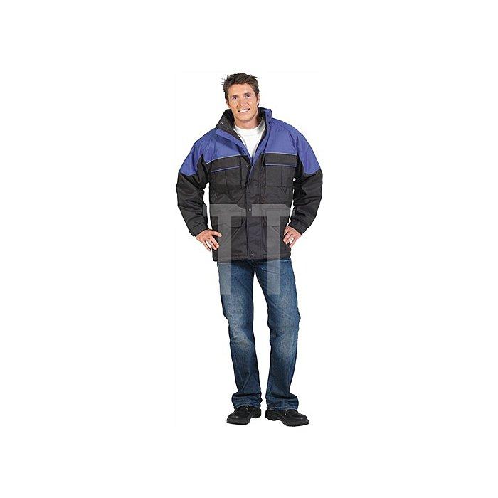 NOW Freizeitjacke Gr.XL blau/schwarz 100% Oxfort Nylon