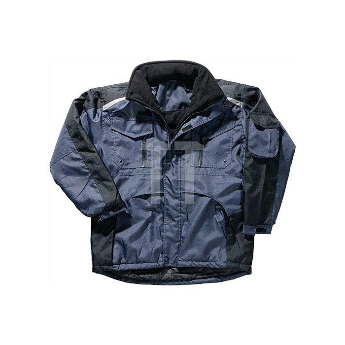 NOW Jacke Gr.XXXL marine/schwarz 100 % Polyester
