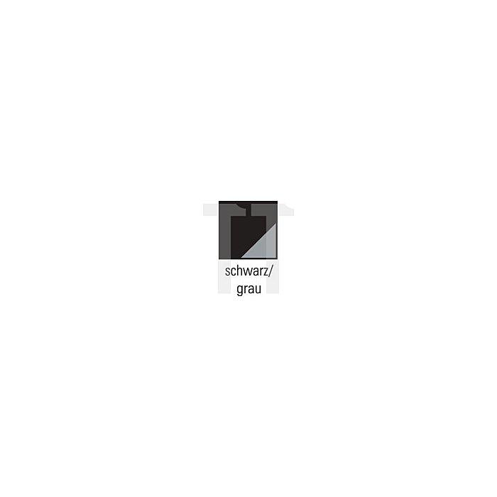 NOW Pilotenjacke 4in1 Gr.L schwarz/grau Beaver-Nylon