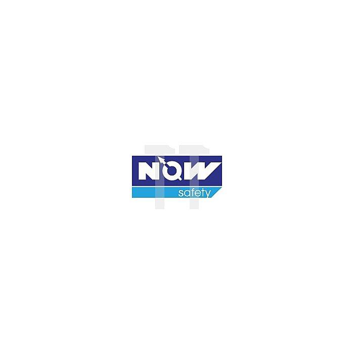 NOW Sicherheitsschuh EN20345 Gr.39 S1P HRO Mauritius Leder/Textil schwarz/grau