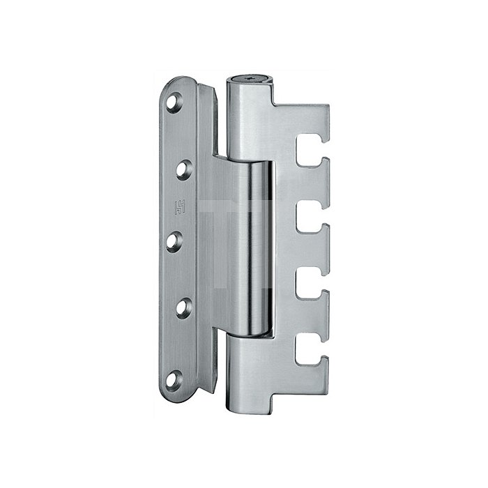 Objektband Variant VN 7939/160 ER FD Trgf.160kg VA matt geb.f.gefälzte Türen