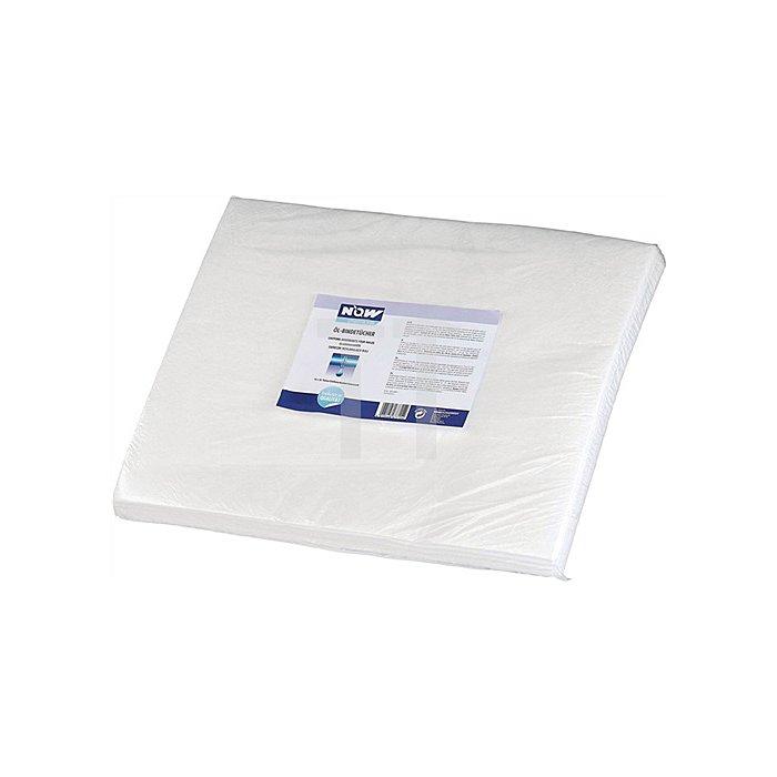 Öl-Bindetücher weiss 40x50cm 0,5 cm Stärke NOW chemicals Karton (10x20 Tücher)