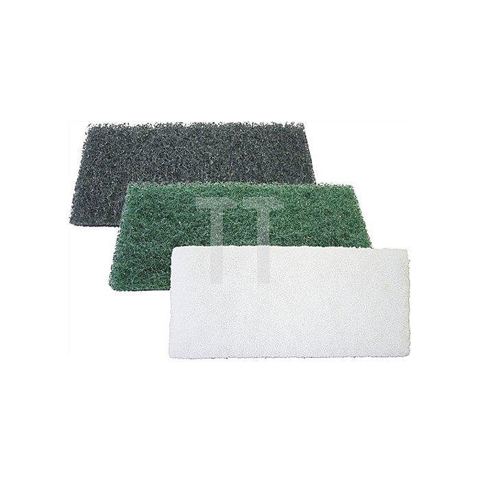 Pad-Auflagen HUFA Maße 240 x 120mm mittel grün