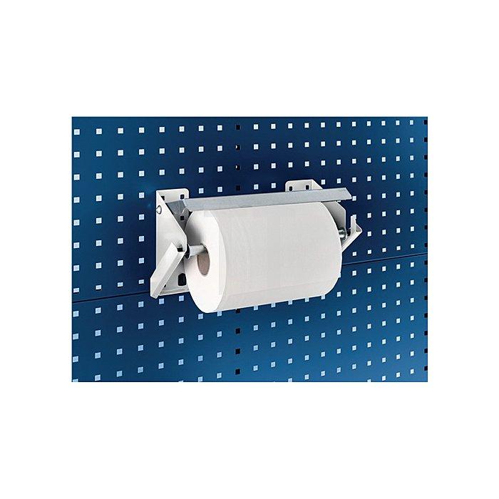 Papierrollenhalter D.220xB.300mm für Lochplatten Bott