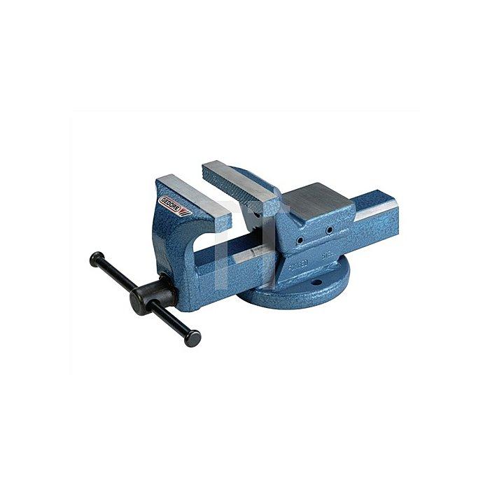 Parallelschraubstock 125mm induktionsgehärtet Vergütungsstahl