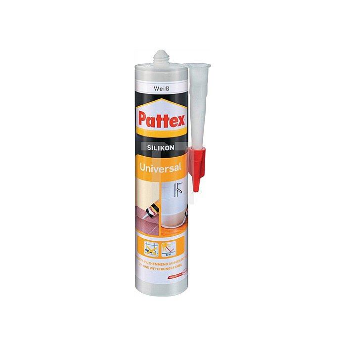 Pattex Universal weiss 300ml für Bäder,Küchen,Risse im Mauerwerk -40 bis +80 Grad