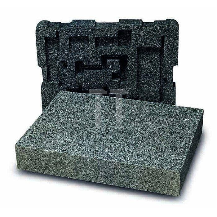 PE-Blockschaum Schaumstoff Exakt 460 x  80 x 310mm