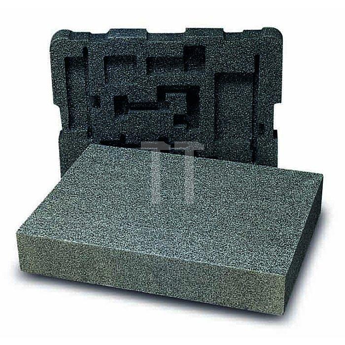 PE-Blockschaum Schaumstoff Exakt 470 x  80 x 360mm