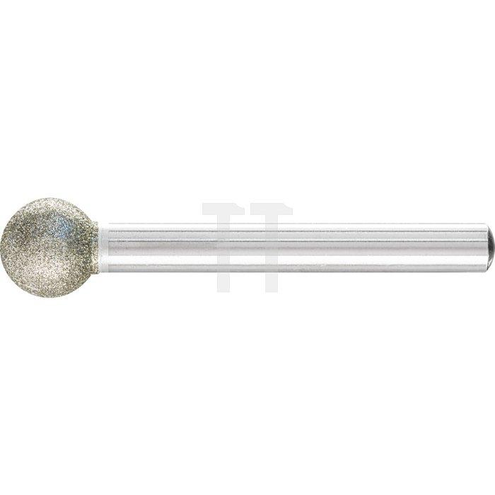 PFERD Diamant-Schleifstift DKU-N 12,0/6 D 126