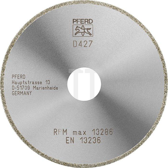 PFERD Diamant-Trennscheibe D1A1R 115-2-22,23 D 427 GAD