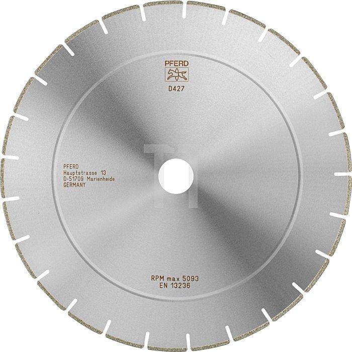 PFERD Diamant-Trennscheibe D1A1RSS 300-2,5-30,0 D 427 GAS2