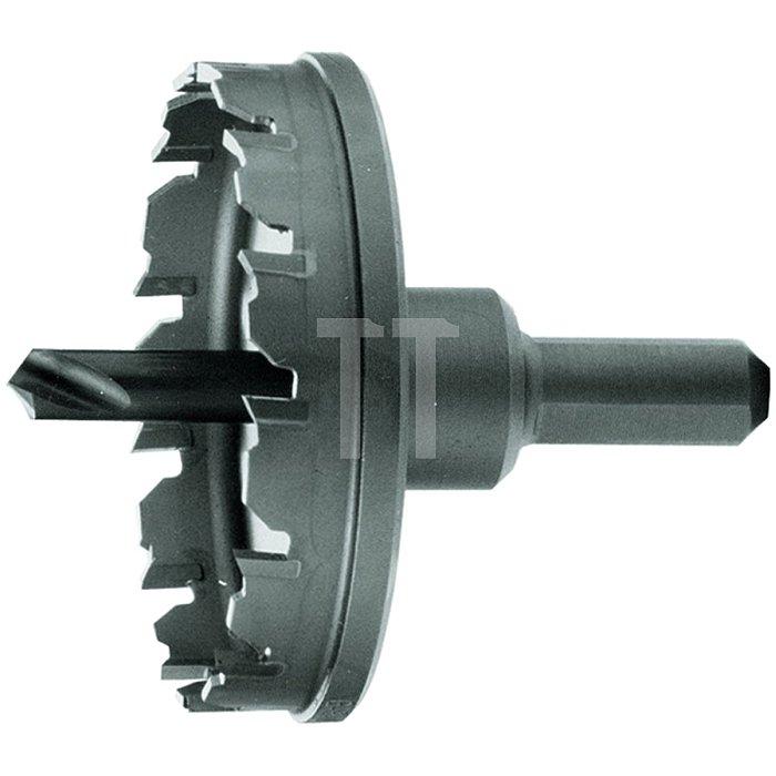 PFERD HM-Lochschneider, flache Ausführung, Werkzeughöhe 8mm LOS HM 5608
