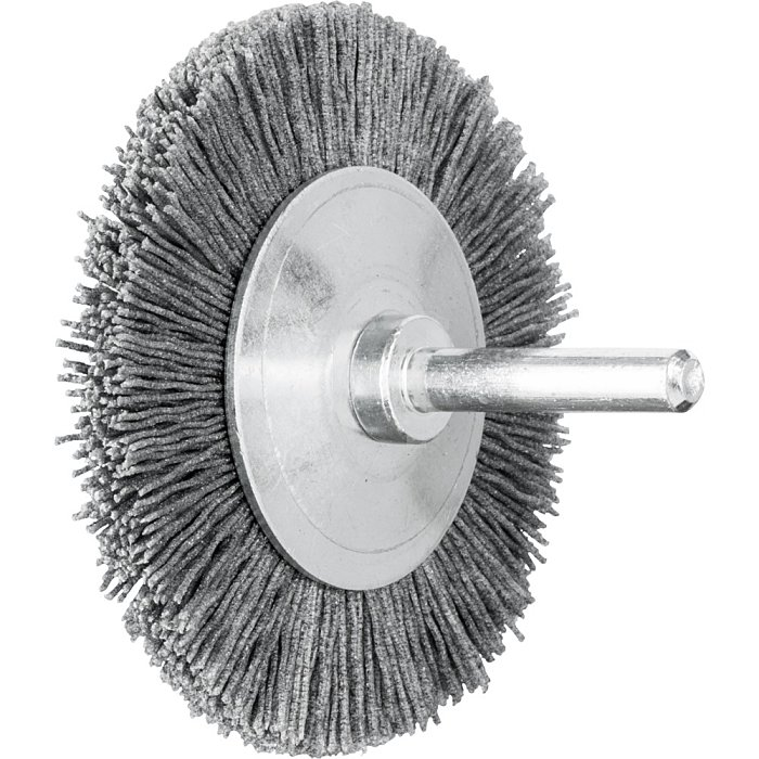 PFERD Rundbürste mit Schaft, ungezopft RBU 7008/6 SiC 120 0,55